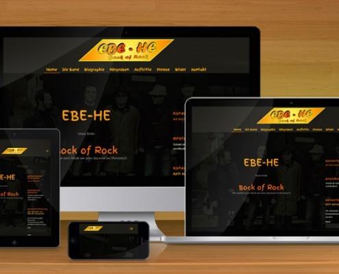EBE-HE Rockband Schweiz