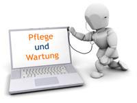 Websitepflege und Wartung