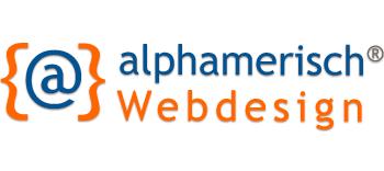 alphamerisch Webdesign